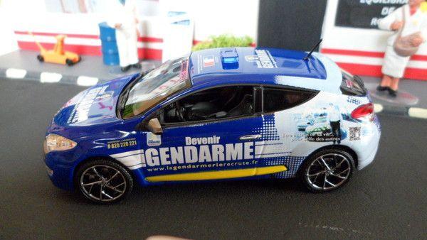 Renault Mégane tour de France 2013 vue de coté !!!